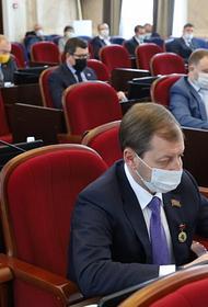 Депутаты ЗСК инициировали вопрос о полномочиях регионов по поддержке IT-сферы