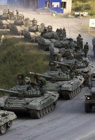 Россия может развернуть войска на границе Украины за сутки