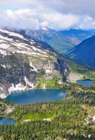 Углекислый газ и озера: природа пришла на помощь климату?