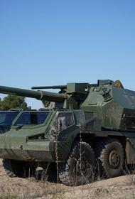 Чехия поставит Украине самоходную гаубицу