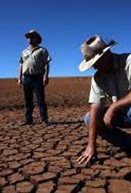 Небывалая засуха в Мексике грозит серьёзными последствиями