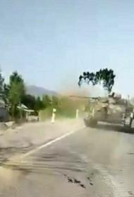 На киргизско-таджикской границе возобновилась перестрелка, но 30 апреля обе республики отведут войска
