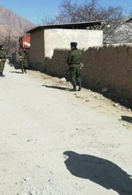 Вашингтон мог организовать столкновение на Таджикско-киргизской границе?