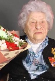 «Железная бабушка» приняла участие в гонках на квадроциклах. Ветерану ВОВ 99 лет