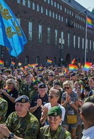 Пандемия русофобской паранойи Запада теперь охватила и Швецию