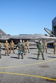 Истребители F-35A ВВС НАТО разместят на аэродроме в 50 км от Санкт-Петербурга