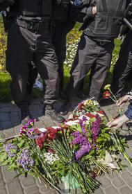 В Одессе почтили память погибших 2 мая 2014 года в Доме профсоюзов