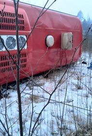 Задержали водителя автобуса после смертельного ДТП под Хабаровском