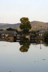 Паводок отпускает хабаровские села