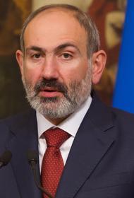 Парламент Армении не избрал Пашиняна премьер-министром страны