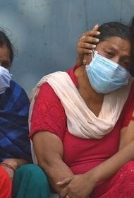 «Ковидапокалипсис» в Индии продолжается