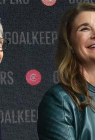 Дочь Билла Гейтса прокомментировала развод своих родителей