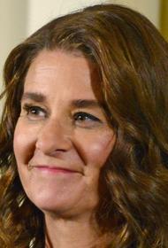 Washington Post: Мелинда Гейтс не будет подавать на алименты после развода