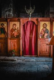 Православная церковь заявила, что пока не определилась с вопросом, можно ли освящать оружие массового поражения