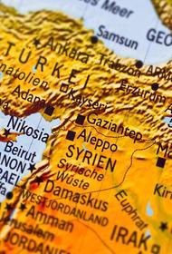 Самолеты ВВС Израиля нанесли удары по складу в сирийской провинции Латакия