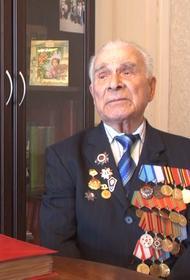 В Москву из Екатеринбурга на парад приедут ветераны 97-летний Владимир Эккельман и 96-летний Николай Власов