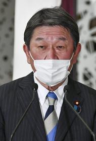 Глава МИД Японии призвал страны G7 выработать «солидарный подход» к РФ