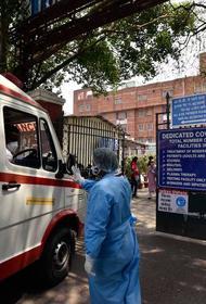 Главный научный советник правительства Индии считает, что третья волна COVID-19 в стране неизбежна