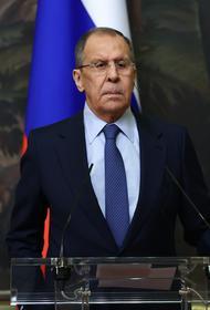 Лавров заявил, что РФ не оставит санкции Запада без ответа