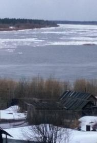 В селе под Хабаровском ввели режим ЧС в связи с ледоходом