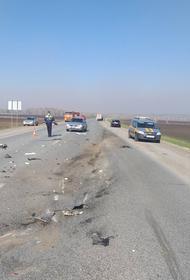 В Тюменской области в результате ДТП погиб 78-летний водитель