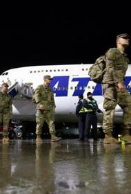 Американские солдаты учатся воевать в Эстонии