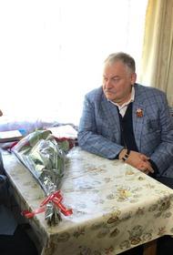 Константин Затулин поздравил ветеранов Сочинского округа