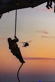 Американские десантники в Эстонии госпитализированы после учебной высадки