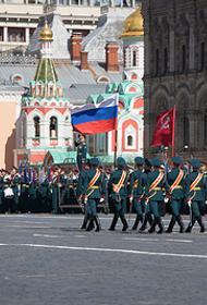 Собянин поздравил ветеранов Великой Отечественной войны и жителей Москвы с Днем Победы