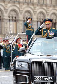 Авиационная часть парада в Москве на день Победы состоялась. Над Красной площадью 9 мая пролетели самолеты МиГ-31Ка