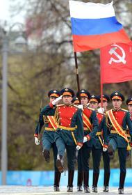 Онищенко оценил соблюдение антиковидных мер на параде Победы в Москве