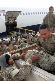 США планируют перевести свои войска из Афганистана в Узбекистан или в Таджикистан