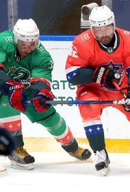 Челябинские спортсмены стали победителями Ночной хоккейной лиги