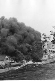 Как из-за трусости адмиралов погибли десятки советских молодых моряков