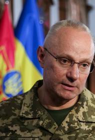 Главком ВСУ не берется прогнозировать результаты войны Украины с Россией