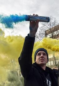 Немцы обеспокоены проходящими на Украине нацистскими маршами
