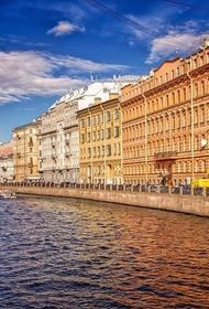 Температура в Петербурге побила рекорд 1963 года