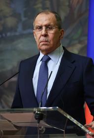 Лавров и Блинкен договорились о встрече в Рейкьявике