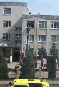 Галявиев перед стрельбой в школе установил на первом этаже самодельное взрывное устройство