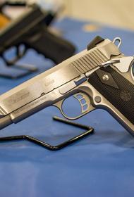 Общественник Курдесов предложил ужесточить наказание за небрежное хранение оружия