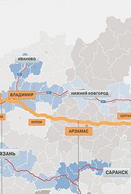Логистика как важный фактор развития Нижегородской области