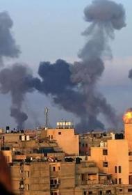 Израиль разбомбил офис турецкой организации в Газе