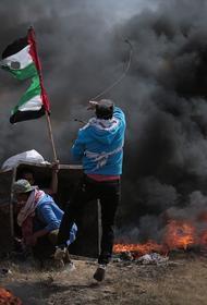 В секторе Газа за три дня от израильских ударов погибли 87 человек