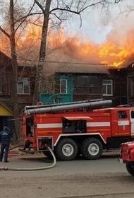 Человек погиб при пожаре в Хабаровском крае