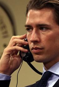 Австрийский канцлер оказался под угрозой тюрьмы