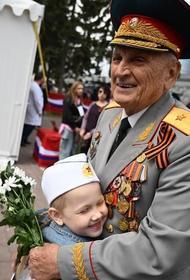 Какие торжества состоялись на Южном Урале в честь 9 Мая