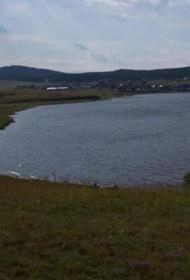 В Башкирии исчезает крупное озеро