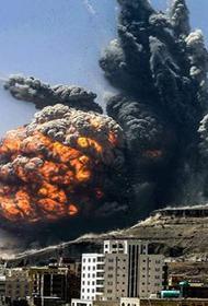 Боевая авиация Саудовской Аравии провела несколько рейдов в Йемене