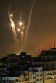 В Израиле заявили, что радикалы из Газы выпустили с 10 мая 2 900 ракет