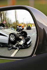 В Саратовской области в аварии погибла семья с двумя детьми